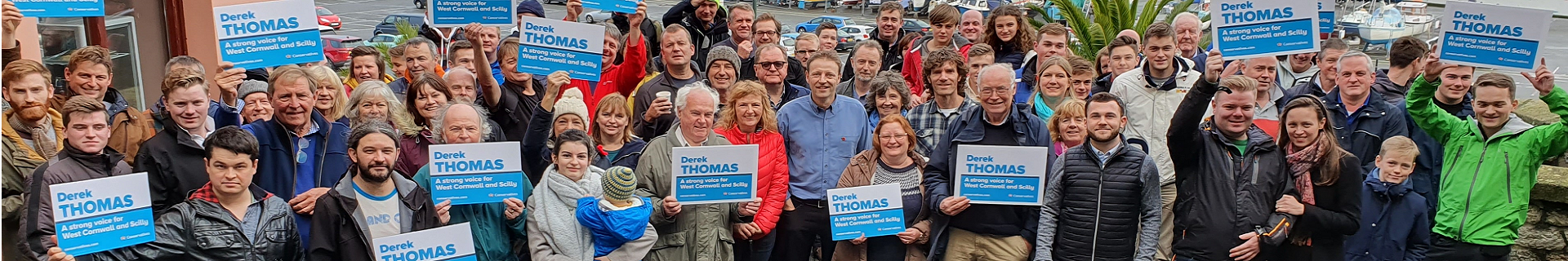 Banner image for Derek Thomas MP