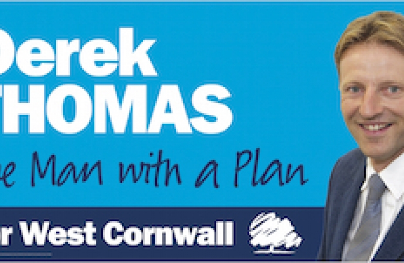 Derek Thomas MP