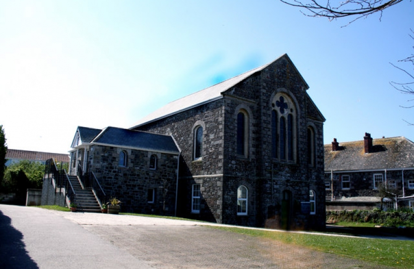 Methodist Chapel, Mullion