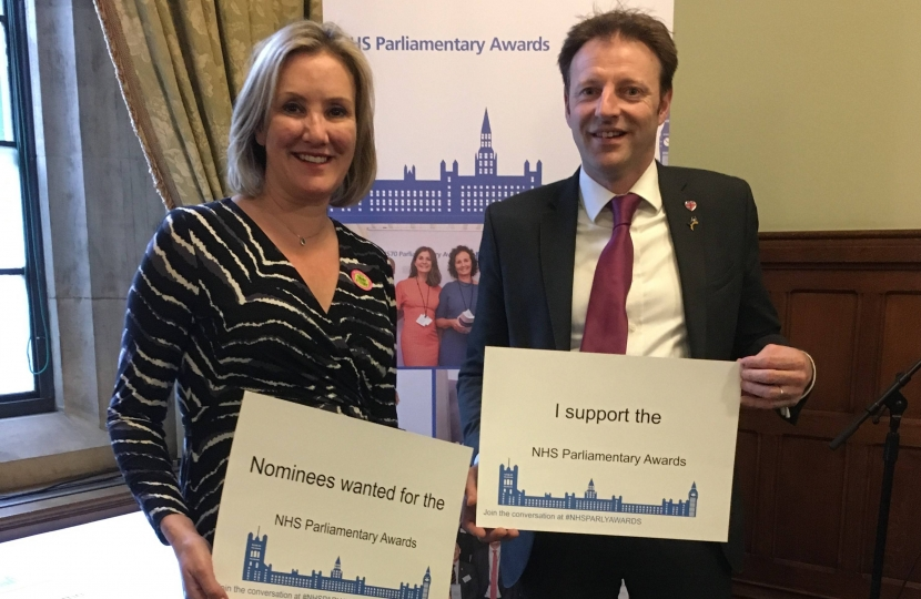 NHS Parliamentary awards
